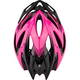 Rudy Project Rush Helmet pink fluo/black shiny